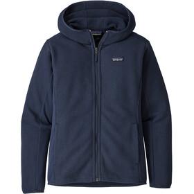 Patagonia Lightweight Better Hættetrøje Damer, blå